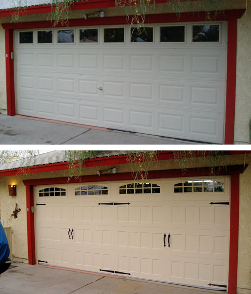 Garage Door Before U0026 After Pictures