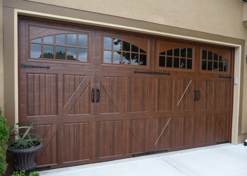 Garage overhead doors 2017 2018 best cars reviews for Carriage style garage doors cost