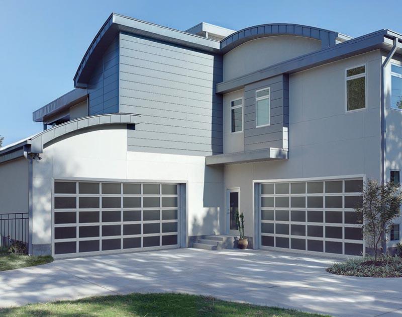 Garage Door Styles Contemporary Garage Doors Modern