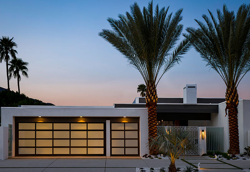 Garage Door Styles Contemporary Doors Modern