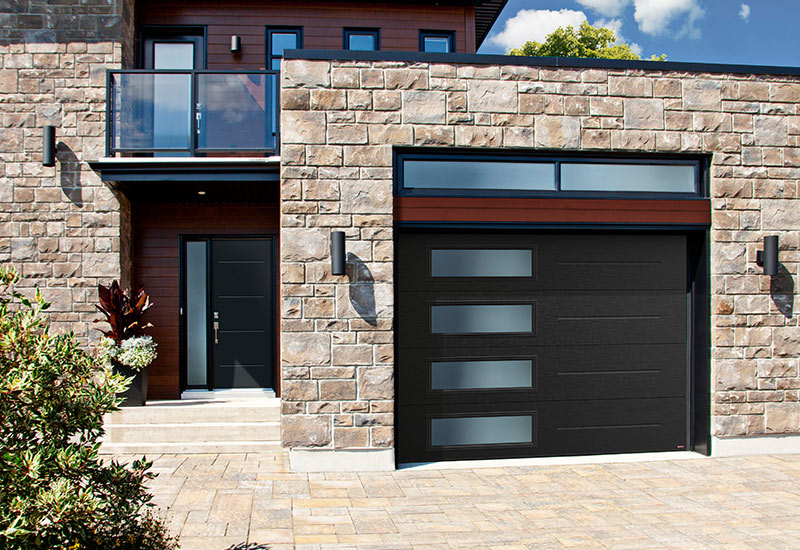 modern garage doors. GARAGA. HAAS DOOR Modern Garage Doors N
