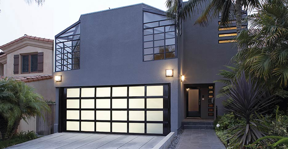 Garage Door Styles Contemporary Garage Doors Modern