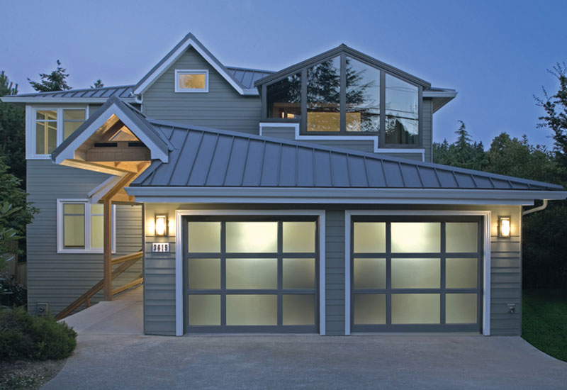 Garage door styles contemporary garage doors modern for Garage door styles