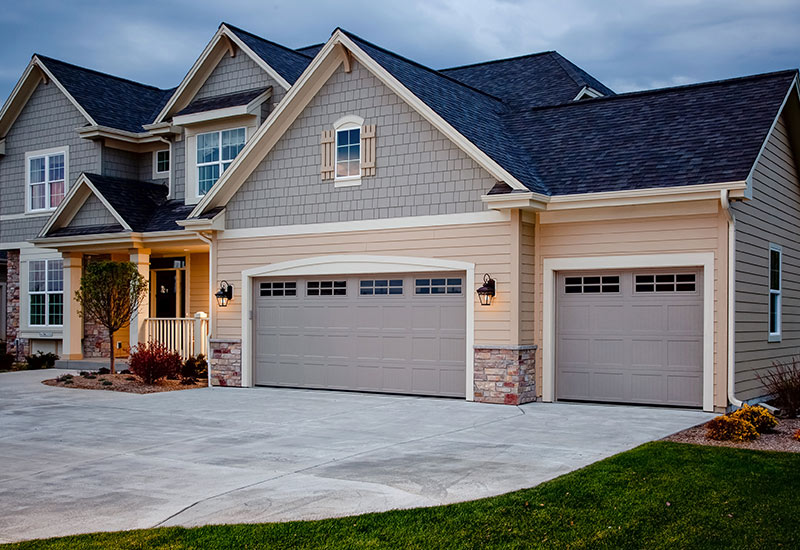 Garage Door Styles : Garage door styles raised panel doors