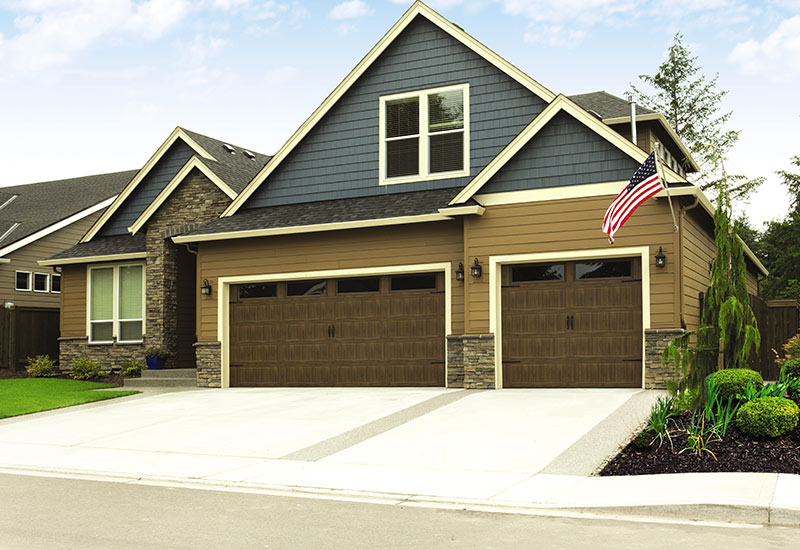 Garage Door Styles Raised Panel Garage Doors